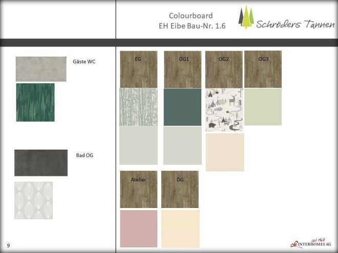 Farbkonzept Haus musterhaus making of – farbkonzept und möbelauswahl | interhomes blog