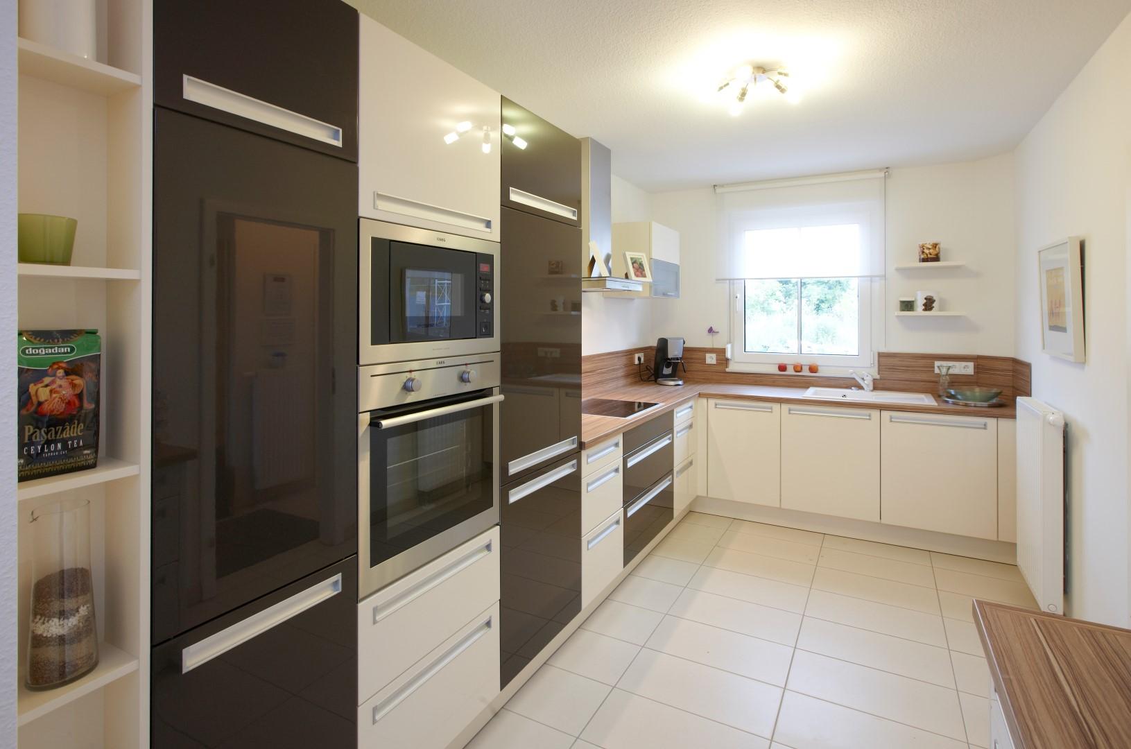 Offene Küche Reihenhaus Arbeitsplatte Küche 270 Fliesenfolie